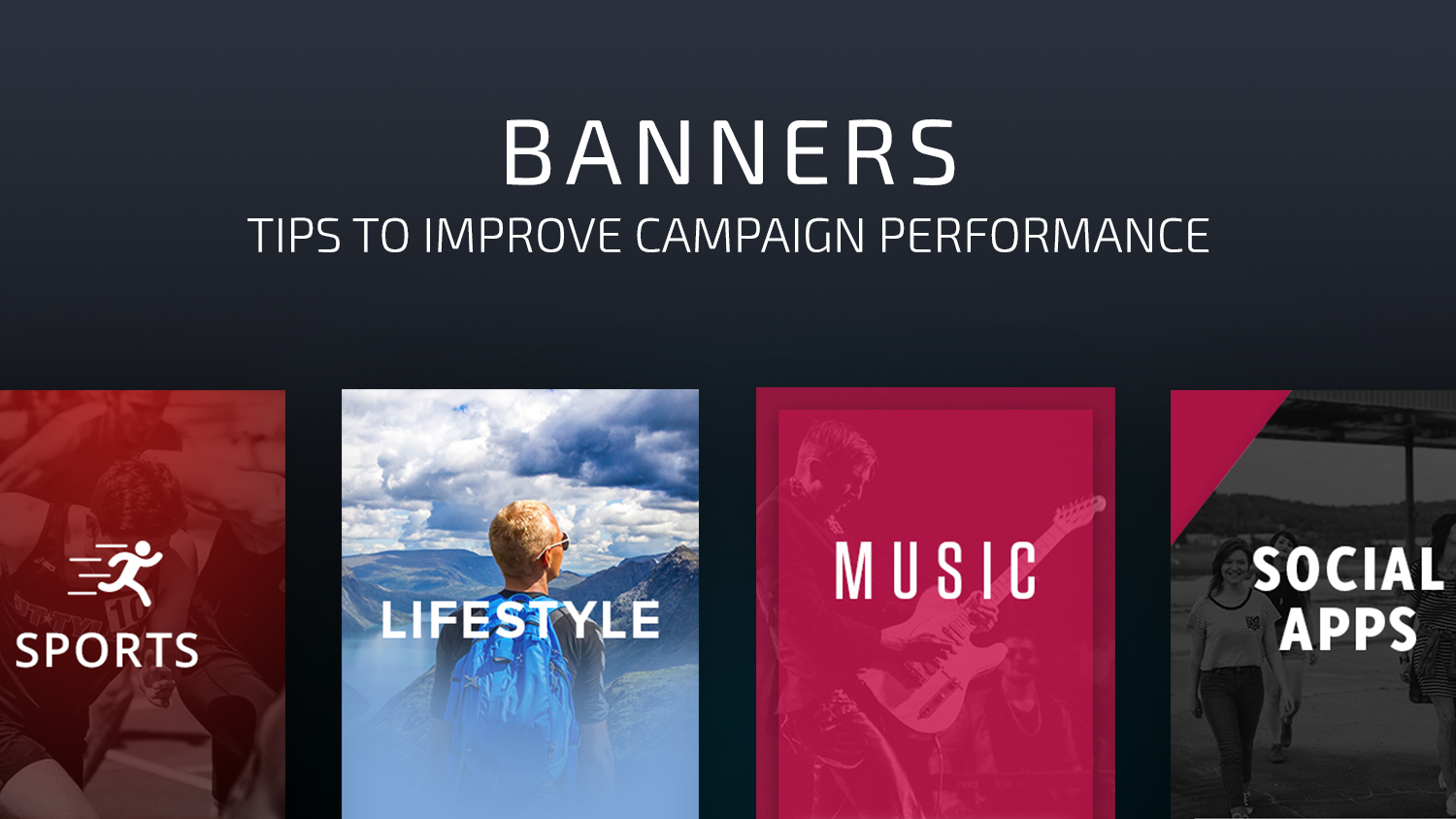 Banners Tips To Improve Campaign Performance