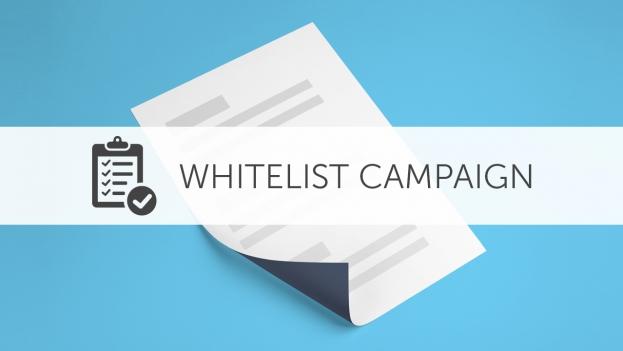 whitelist campaigns