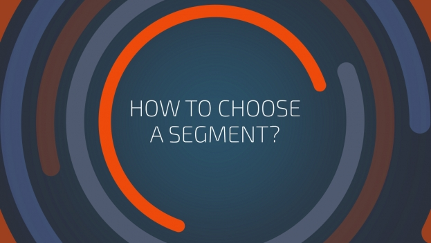 how to choose segments