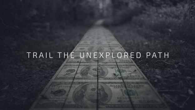 Unexplored path