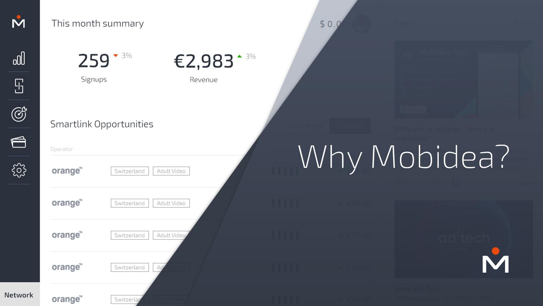 Why Mobidea?