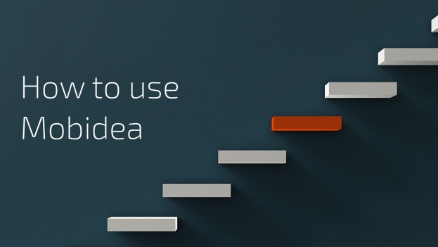How to use mobidea