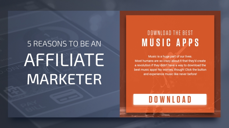 5 Reasons To Start An Affiliate Marketing Business In 2019