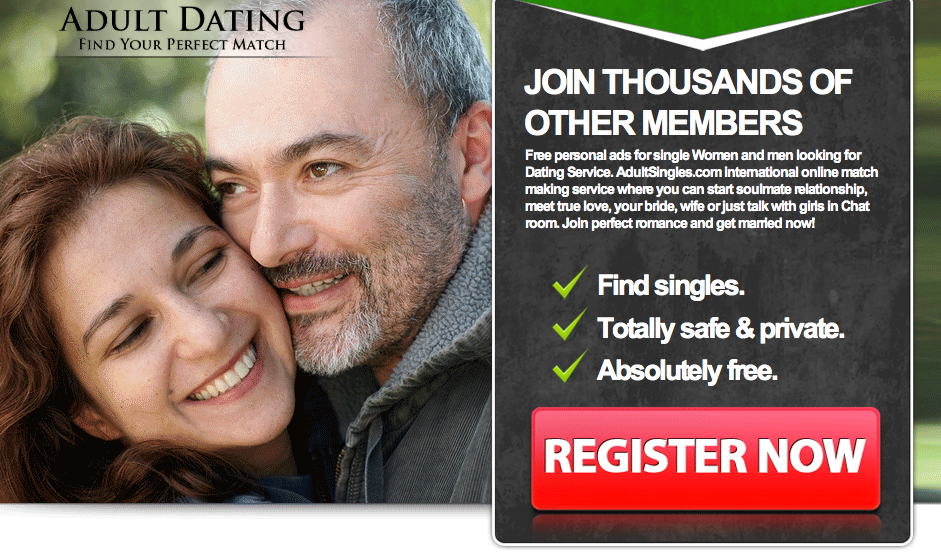 pre-lander for dating