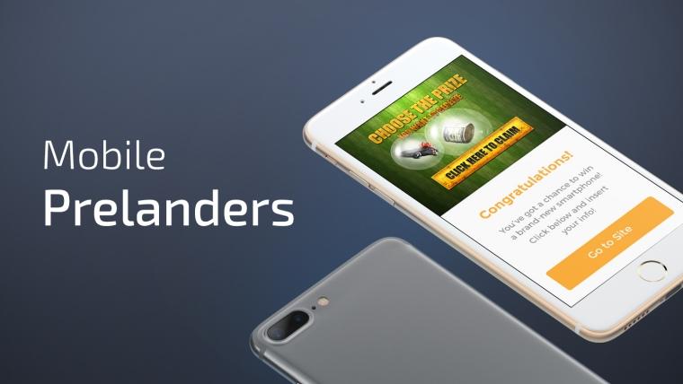 mobile prelanders