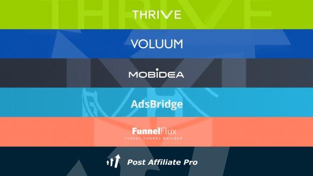 best affiliate tracking platforms