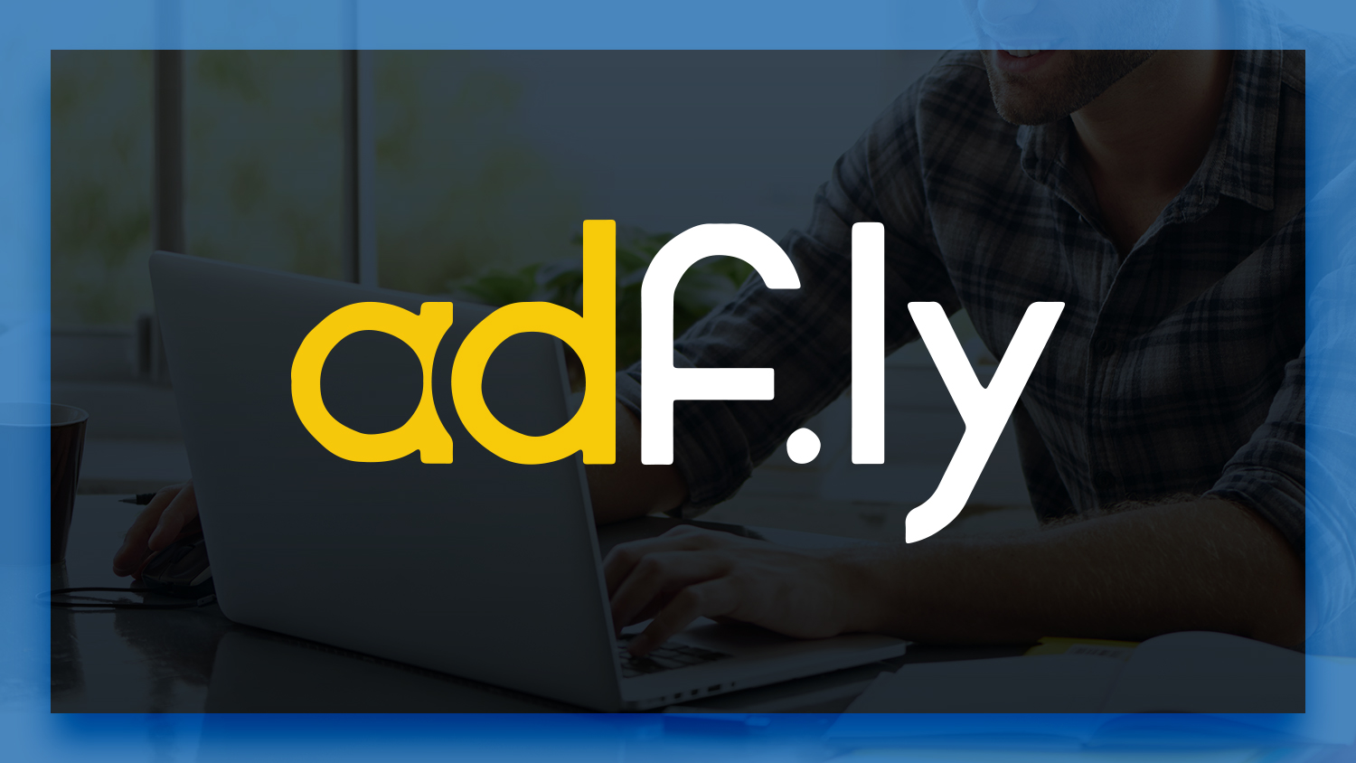 adfly review logo