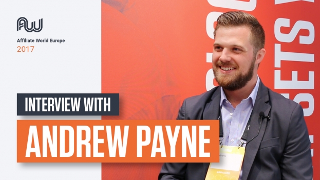 andrew payne interview affiliate world europe