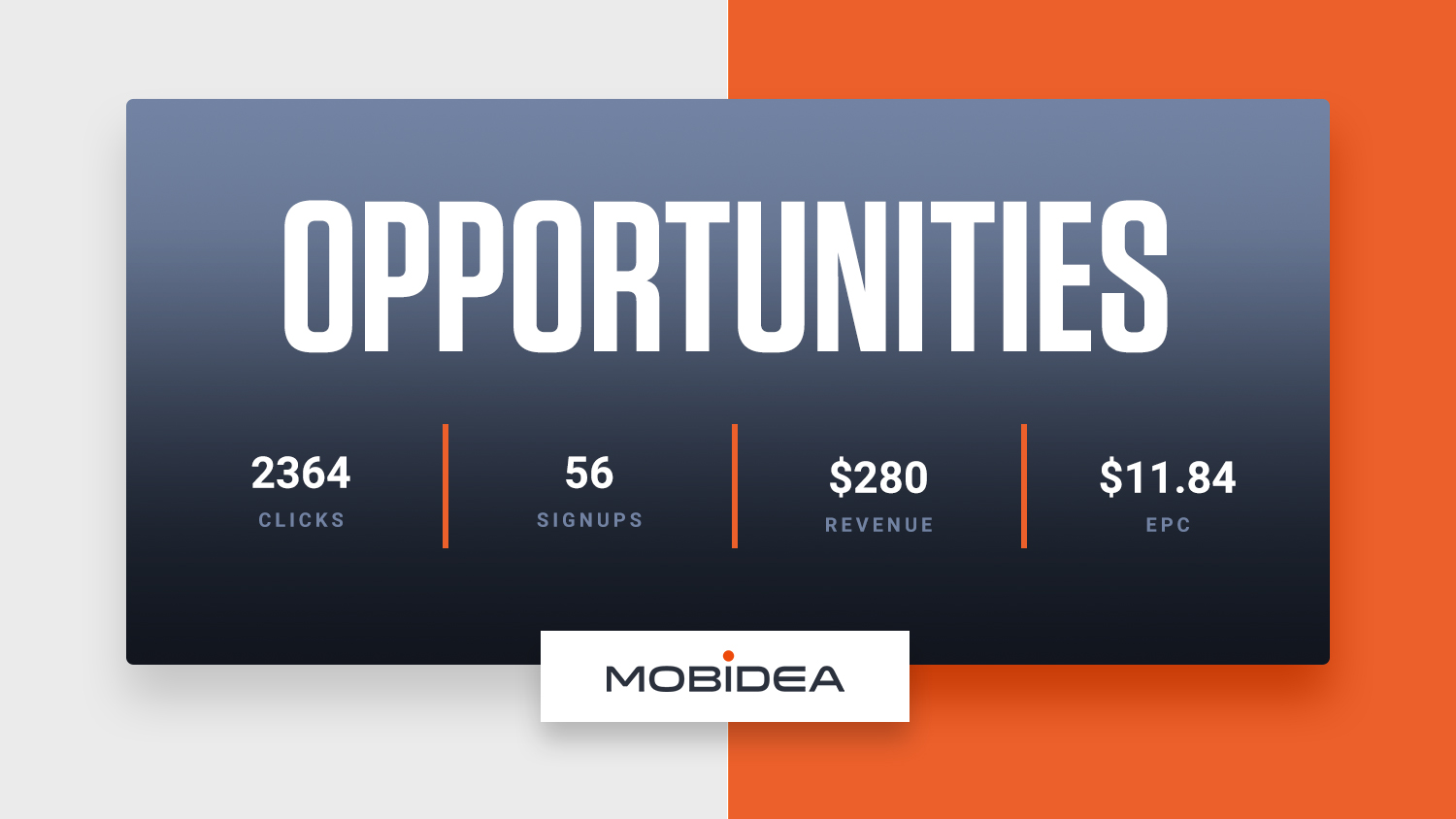 Mobidea-Guide--Opportunities-and-Stats-Menu