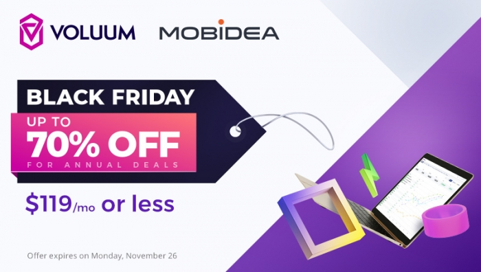voluum black friday
