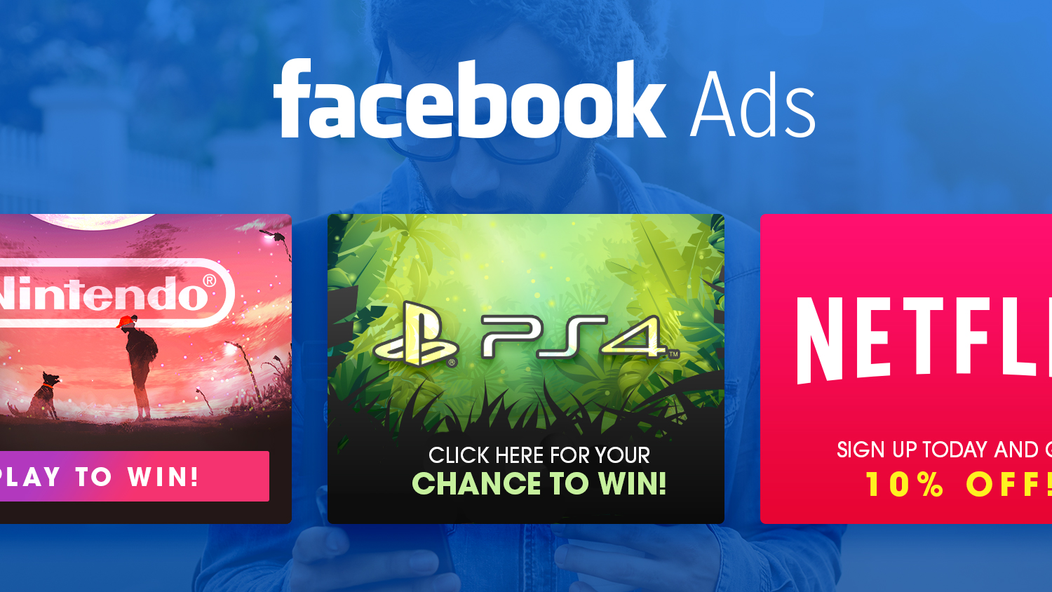 facebook ads sweepstakes entries