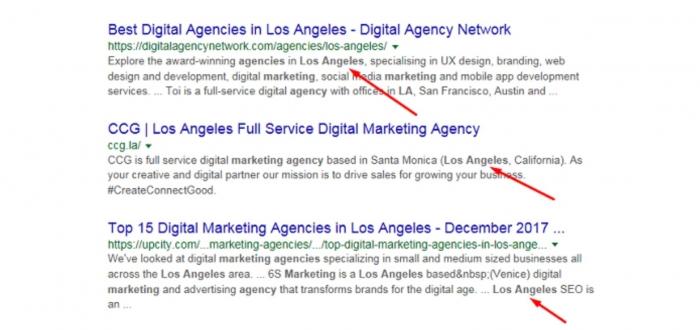 google acronyms