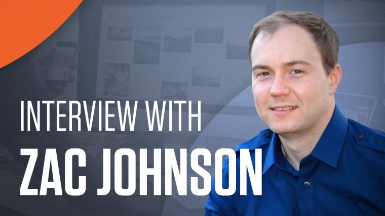 interview zac johnson
