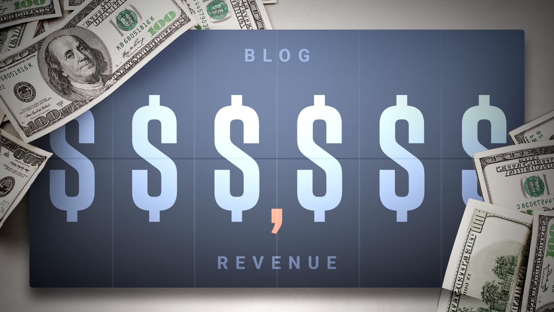 six figure blog