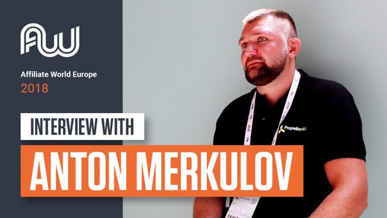 ANTON MERKULOV awe 2018