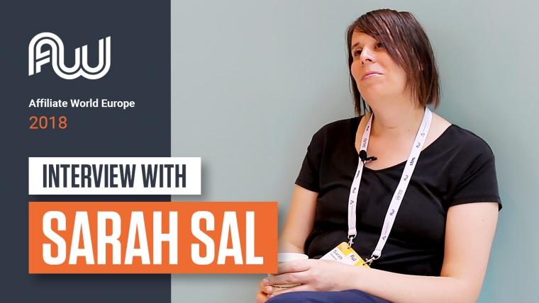 Sarah Sal interview