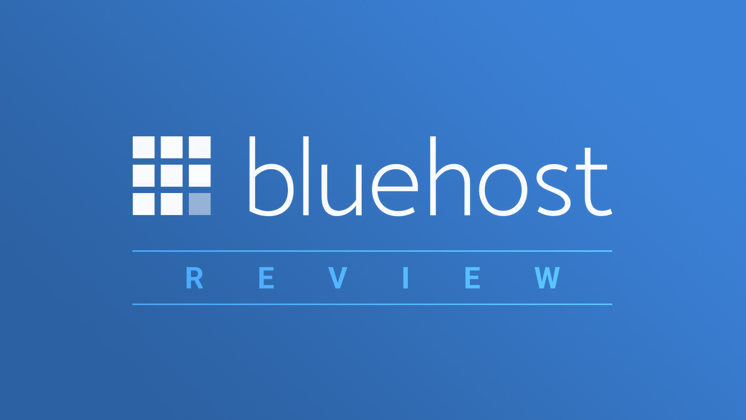 Bluehost Review: The Most Solid Analysis of 2020 (Competitors Inside)
