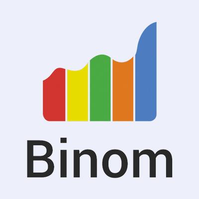 binom coupon