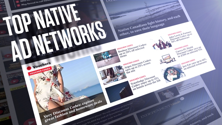 Best Native Ad Networks You Should Use in 2019 (and beyond)