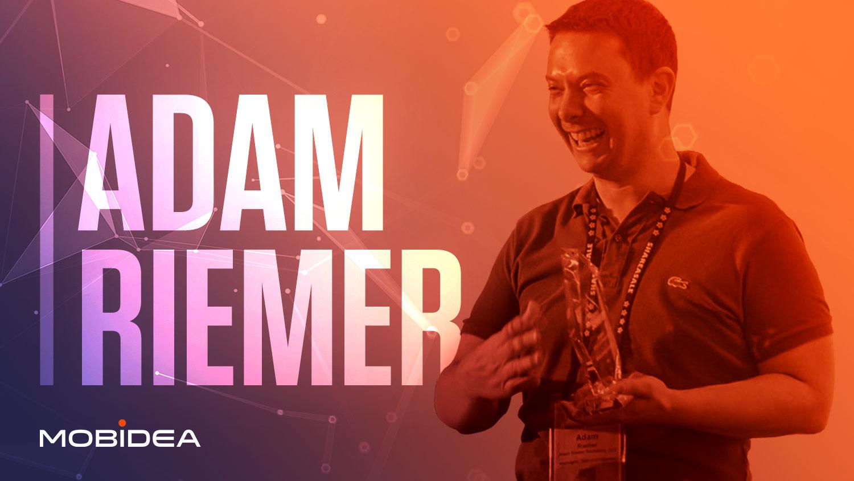 Adam Riemer Interview