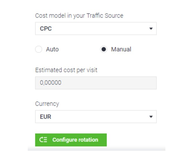 cost model traffic source