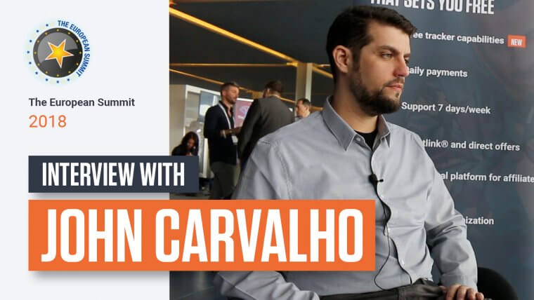 european summit interview john carvalho