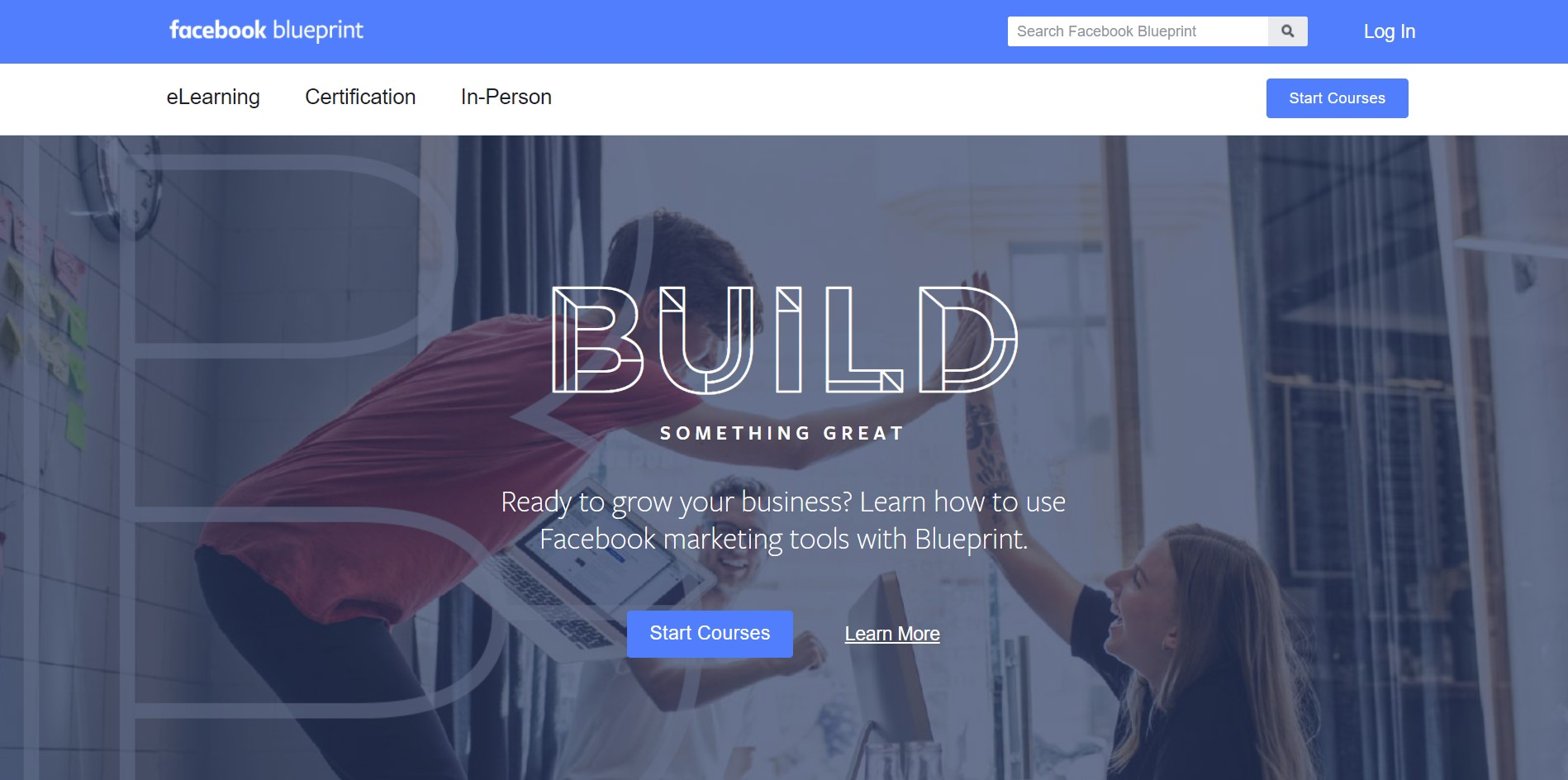Best facebook ads courses and guides in 2018 facebook blueprint fandeluxe Gallery