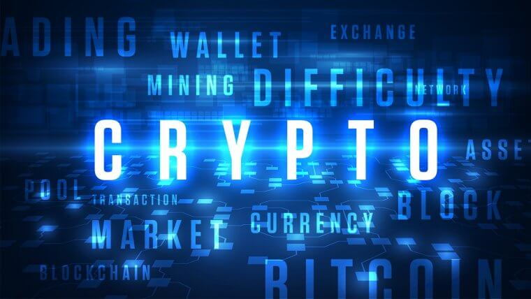 glossary list cryptocurrency terms acronyms