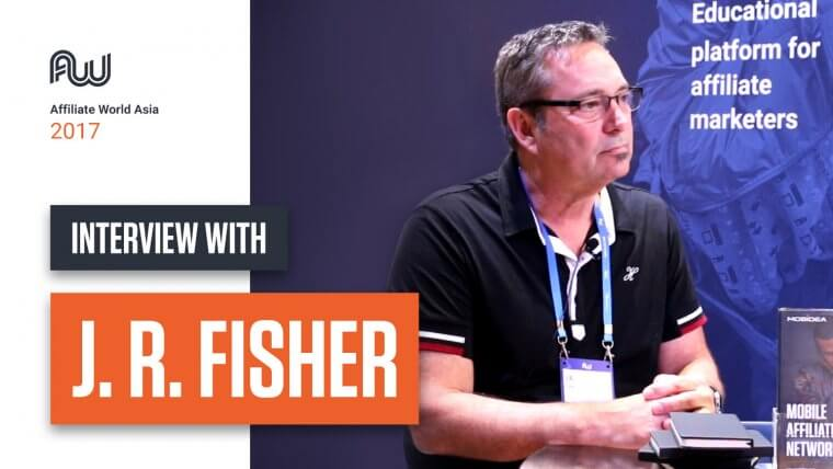 jr fisher interview awa 2017