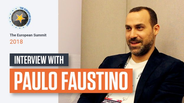 paulo faustino interview tes 2018