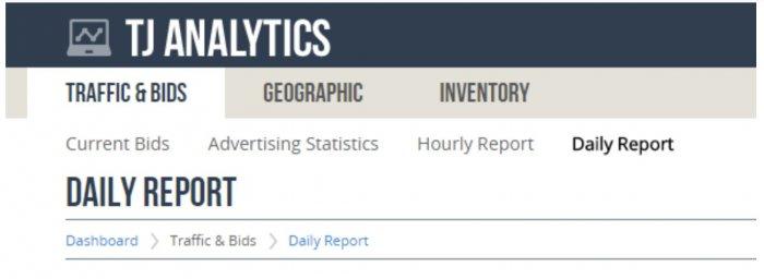 tj analytics