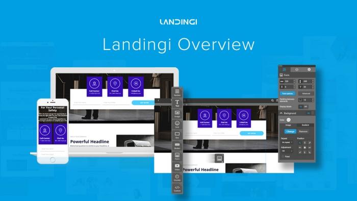Landingi Overview