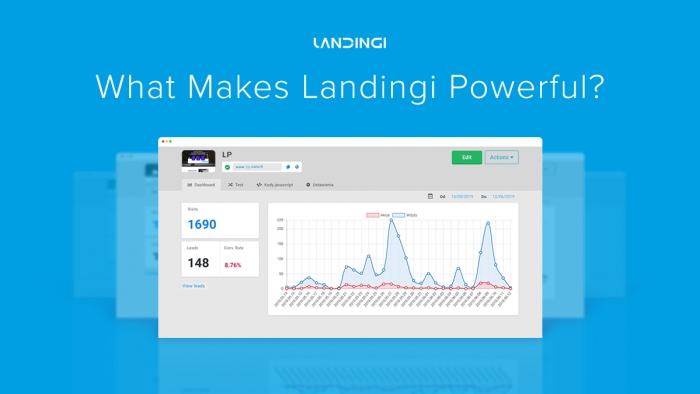 what makes landingi powerful?