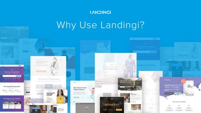 why use landingi?