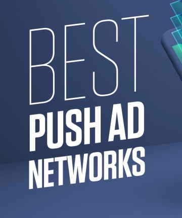 best push notifications ad networks