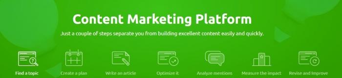 semrush content marketing tool