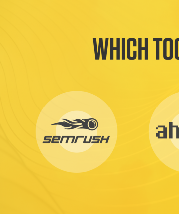 Ahrefs vs SEMrush vs Moz
