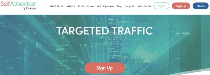 selfadvertiser ad network
