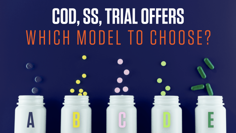 COD, SS, Trial Offers: Which Model to Choose?