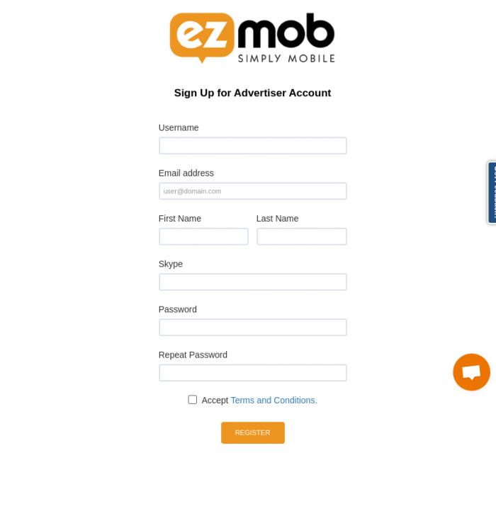 ezmob registration